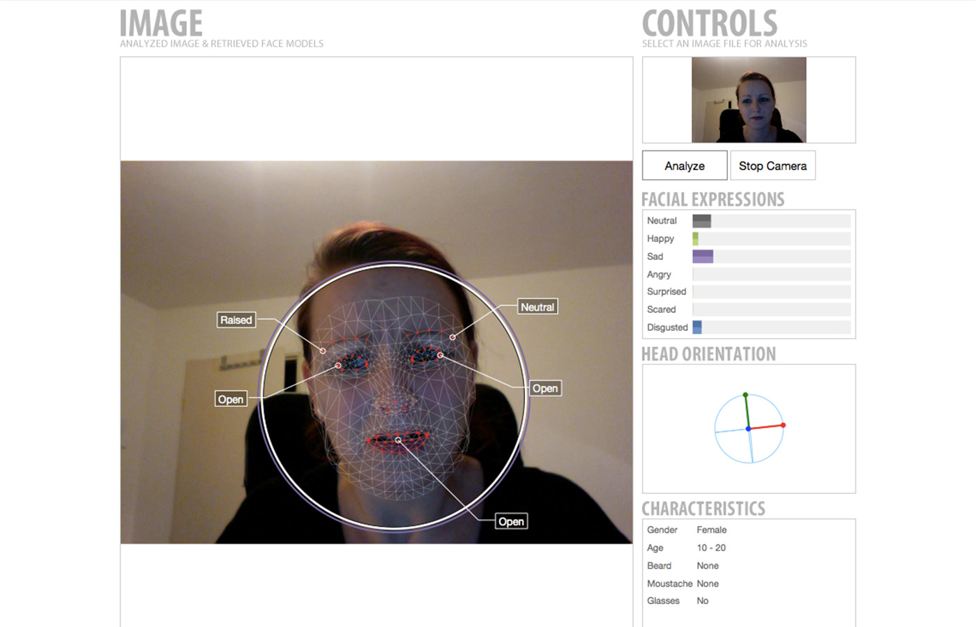 FaceReader – Online