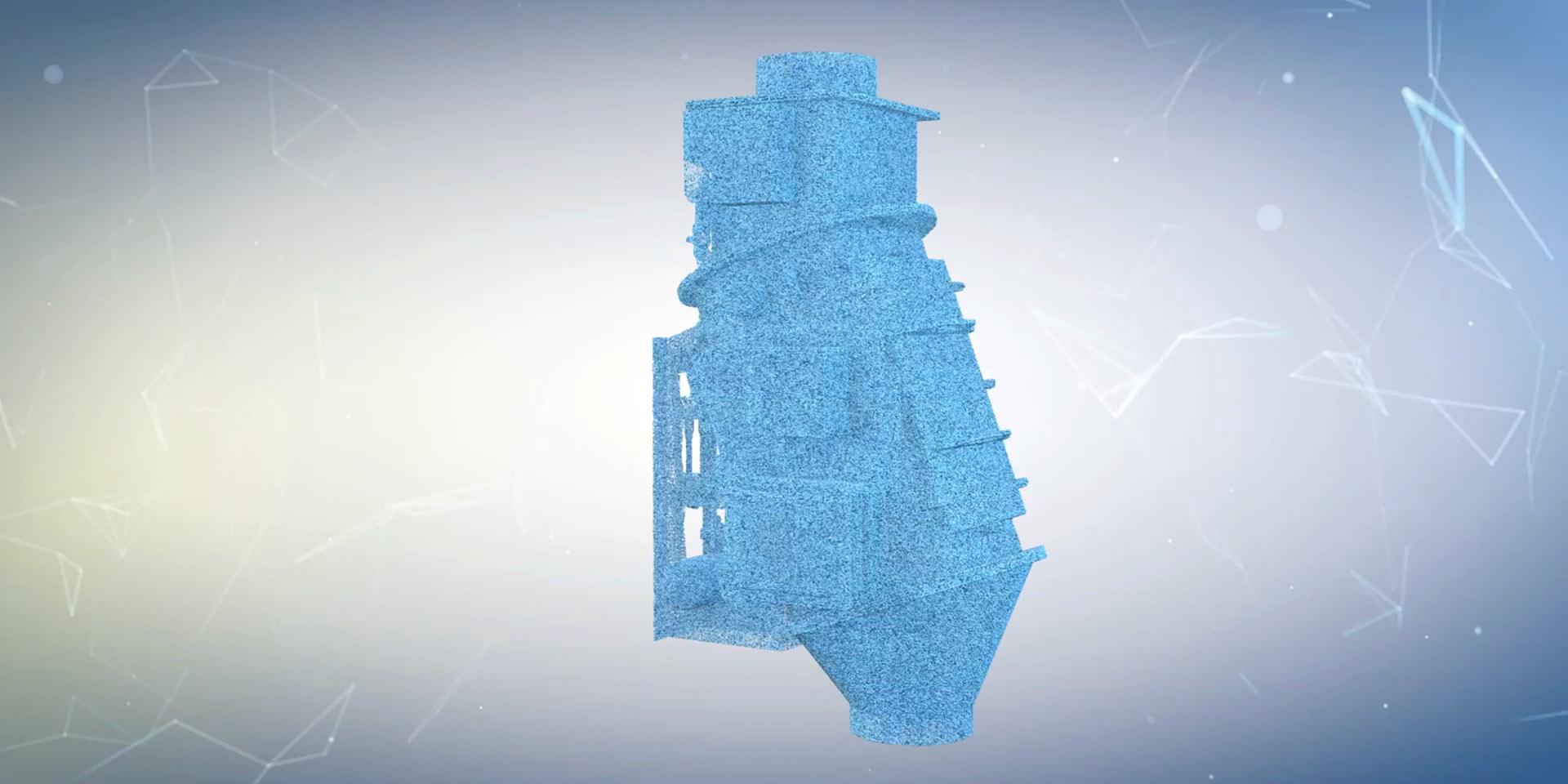 3D Visualisierung Partikel Chrisi Keller Design Würzburg